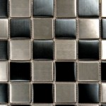 Glass and Metal Wall Tiles