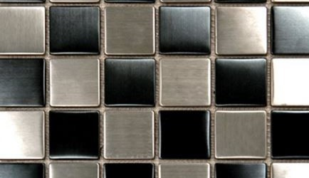 Glass & Metal Tile