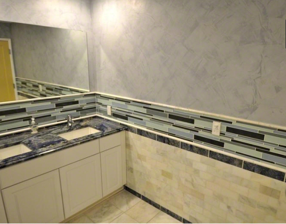 Metal Amp Glass Wall Tiles Backsplashes Mosaic Tile