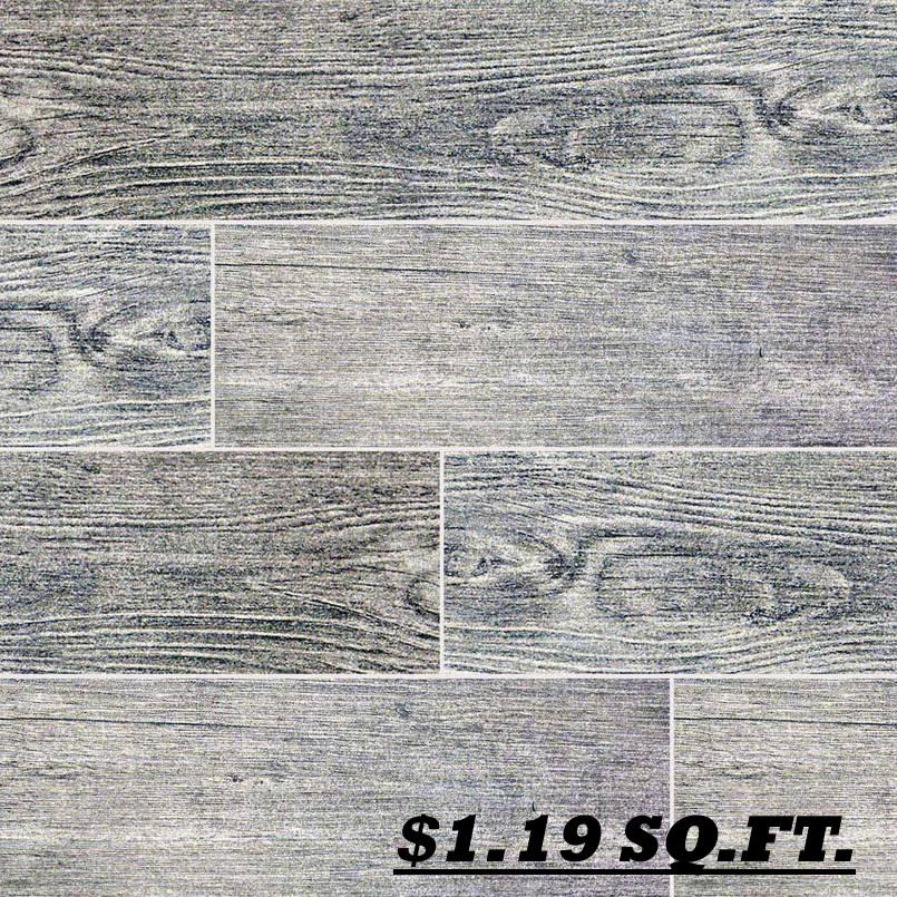 6x24 Driftwood