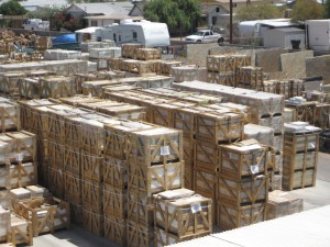 Half million Square feet of tile in Stock!!!