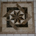 Tile Medallion