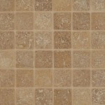 Travertine Noce 2x2 Meshed