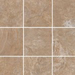 Travertine Noce 4x4 Tumbled Loose