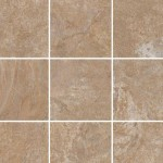 Travertine Noce 6x6 Tumbled Loose