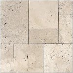 Travertine V. P. Classico Light