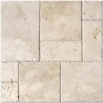 Travertine V. P. Ivory