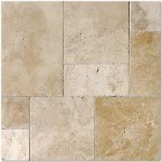 Travertine V. P. Sunset