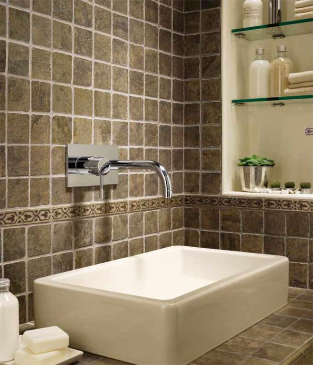Ceramic Tile On Walls - Tile Designs