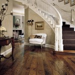 Hard Wood Flooring: Distressed Hickory Antique