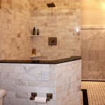 shower24L Carrera Marble Tile Shower Tile Floor_full